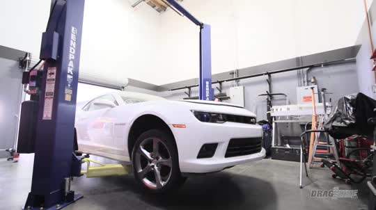 5th Gen Camaro Live Axle conversion